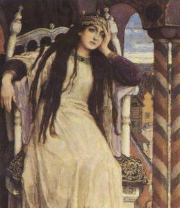 Казка про царівну Несміяну та Івана