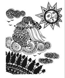 казка Дід Осінник