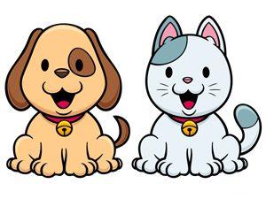 Чому кіт і собака ворогами стали